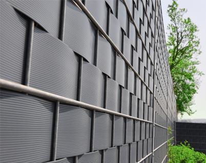 Montaż poziomy - Taśmy ogrodzeniowe - Thermoplast