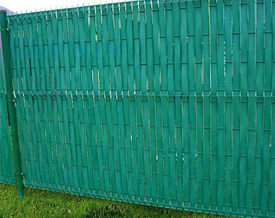 Montaż Pionowy - Taśmy ogrodzeniowe - Thermoplast