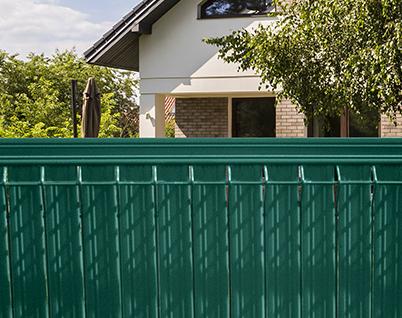 TheGuard - Montaż Pionowy - Taśmy ogrodzeniowe - Thermoplast