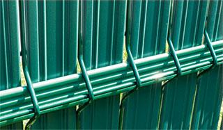 Taśma ogrodzeniowa zielona Thermoplast