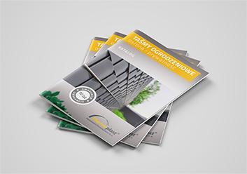 Katalog Taśm Ogrodzeniowych Thermoplast