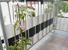 Do  balustrad balkonów - Taśmy - Thermoplast