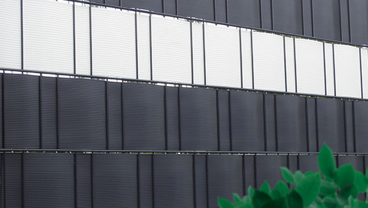 Horizontal Assembly - Fence Strip Thermoplast