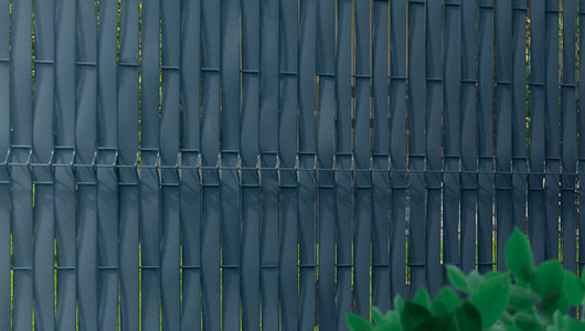 Vertical Assembly - Simple Line - Fence Strips Thermoplast